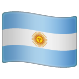 Flag: Argentina on WhatsApp 2.19.352