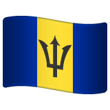 Flag: Barbados on WhatsApp 2.19.352