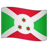 Flag: Burundi on WhatsApp 2.19.352