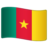 Flag: Cameroon on WhatsApp 2.19.352