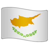 Flag: Cyprus on WhatsApp 2.19.352