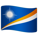 Flag: Marshall Islands on WhatsApp 2.19.352