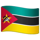 Flag: Mozambique on WhatsApp 2.19.352