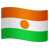 Flag: Niger on WhatsApp 2.19.352