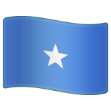 Flag: Somalia on WhatsApp 2.19.352
