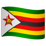 Flag: Zimbabwe on WhatsApp 2.19.352