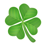 Four Leaf Clover on WhatsApp 2.19.352