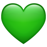 Green Heart on WhatsApp 2.19.352