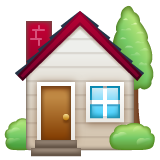 House with Garden on WhatsApp 2.19.352