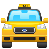 Oncoming Taxi on WhatsApp 2.19.352