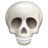 Skull on WhatsApp 2.19.352