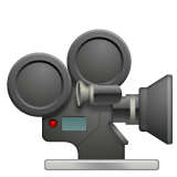 Movie Camera on WhatsApp 2.20.198.15