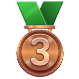 3rd Place Medal on WhatsApp 2.20.206.24
