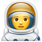 Astronaut on WhatsApp 2.20.206.24