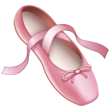 Ballet Shoes on WhatsApp 2.20.206.24
