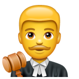 Man Judge on WhatsApp 2.20.206.24