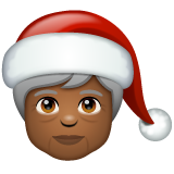 Mx Claus: Medium-Dark Skin Tone on WhatsApp 2.20.206.24