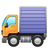 Delivery Truck on WhatsApp 2.21.11.17