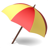 Voir un profil - Primrose Barlow Umbrella-on-ground_26f1
