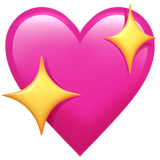 IMAGE(https://emojipedia-us.s3.dualstack.us-west-1.amazonaws.com/thumbs/240/apple/271/sparkling-heart_1f496.png)