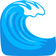 IMAGE(https://emojipedia-us.s3.dualstack.us-west-1.amazonaws.com/thumbs/240/facebook/65/water-wave_1f30a.png)