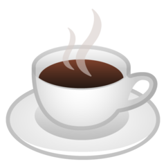 Hot Beverage on Google Android 9.0