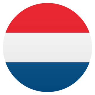 Flag: Netherlands on JoyPixels 5.5
