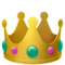 Crown on Apple