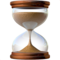 Hourglass Not Done on Apple