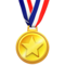 Sports Medal on Apple