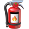 Fire Extinguisher on Apple