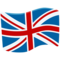 Flag: United Kingdom on Messenger