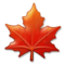 Maple Leaf on Samsung
