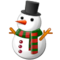 Snowman Without Snow on Samsung