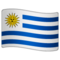 Flag: Uruguay on WhatsApp
