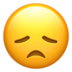 Disappointed Face