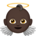 Baby Angel: Dark Skin Tone