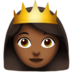 Princess: Medium-Dark Skin Tone
