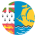 Flag: St. Pierre & Miquelon