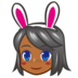 Woman With Bunny Ears, Type-5