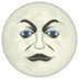 Full Moon Face