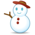 Snowman Without Snow