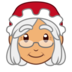 Mrs. Claus: Medium Skin Tone