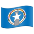 Flag for Northern Mariana Islands (US-MP)