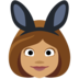 Woman With Bunny Ears, Type-4
