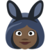 Woman With Bunny Ears, Type-6