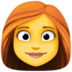 Woman: Red Hair