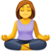 Person in Lotus Position