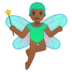 Man Fairy: Medium-Dark Skin Tone