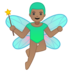 Man Fairy: Medium Skin Tone